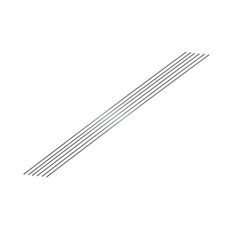 Kolfiberstån 1x1000mm
